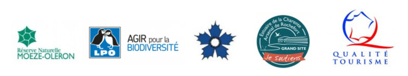 logos organisations réserve naturelle